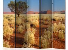 Paraván - Desert landscape, Namibia II [Room Dividers]